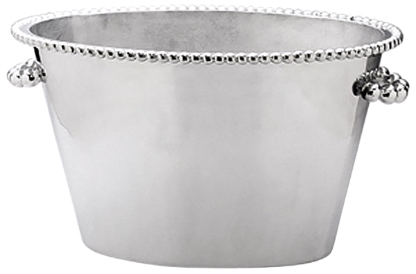 Pearled Double Ice Bucket - House of Moseley