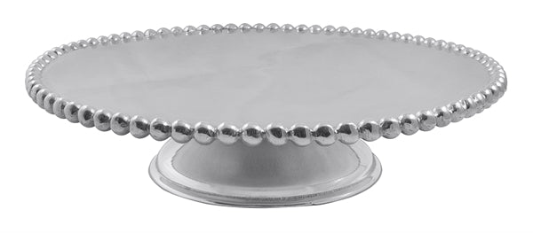 Pearled Cake Stand - House of Moseley