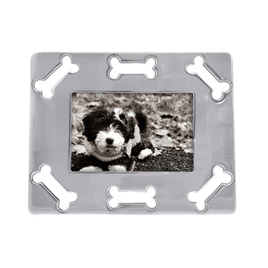 Open Dog Bone Border 4x6 Frame - House of Moseley