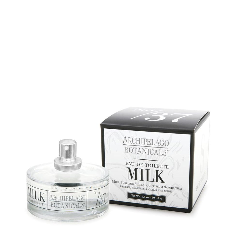Milk Eau De Toilette - House of Moseley