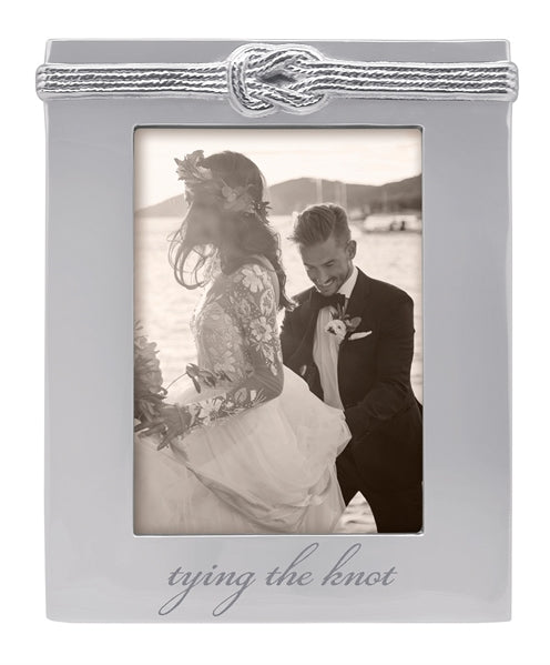 Tying The Knot Double Knot 5 x 7 Frame