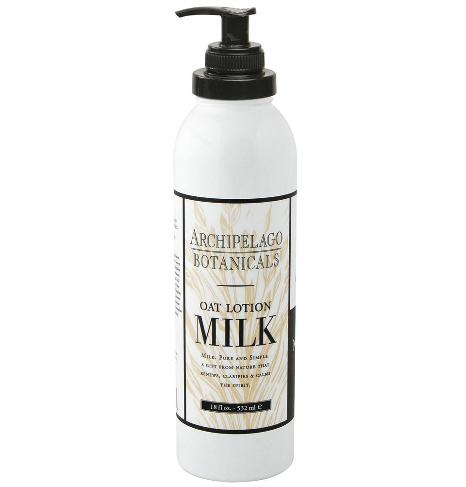 Oat Milk 18 oz. Body Lotion - House of Moseley