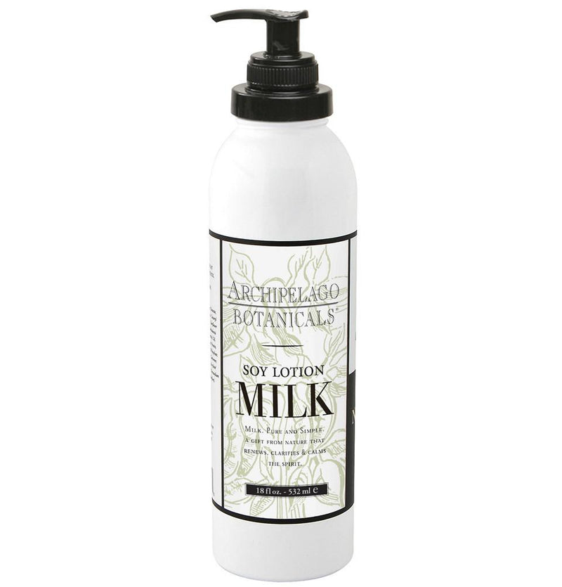 Soy Milk 18 oz Body Lotion - House of Moseley