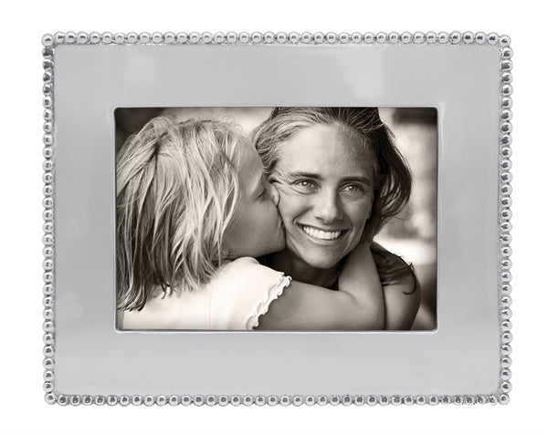 Beaded 5x7 Engravable Picture Frame - House of Moseley