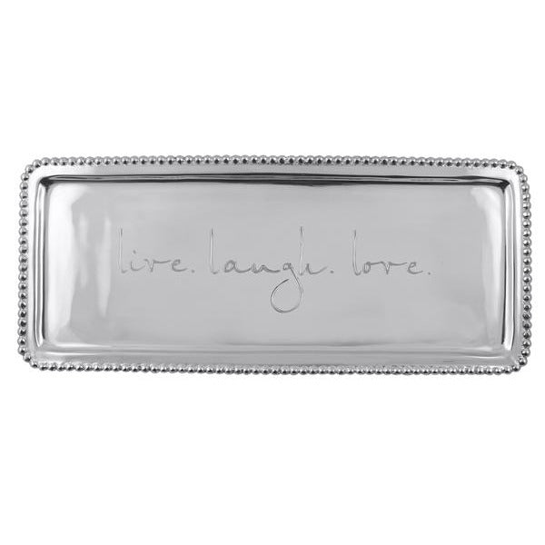 Live. Laugh. Love. Long Tray - House of Moseley