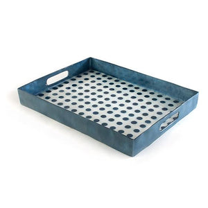 Royal Dot Serving Tray - House of Moseley