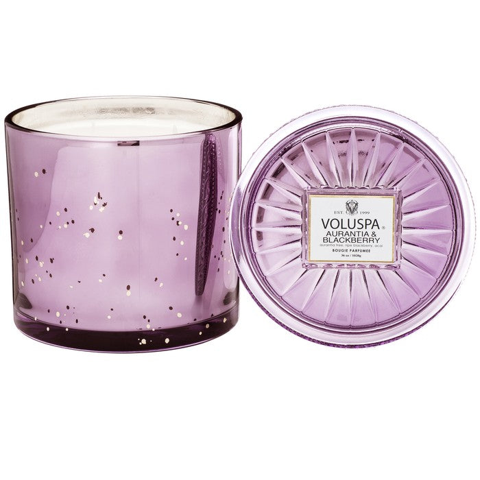 Grande Maison Candle: Aurantia & Blackberry - House of Moseley