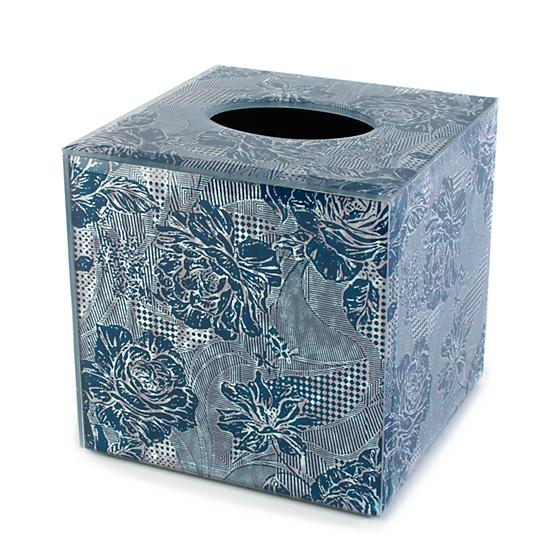 Royal Rose Boutique Tissue Box Cover - House of Moseley