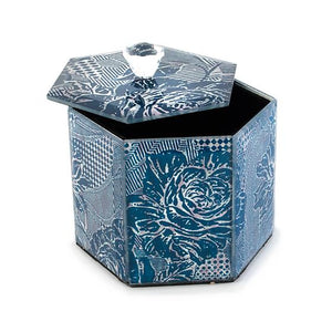 Royal Rose Cotton Box - House of Moseley