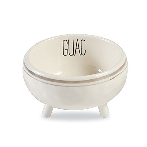 Guac Footed Dip Bowl