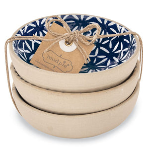 Indigo Dipping Dish Set - House of Moseley