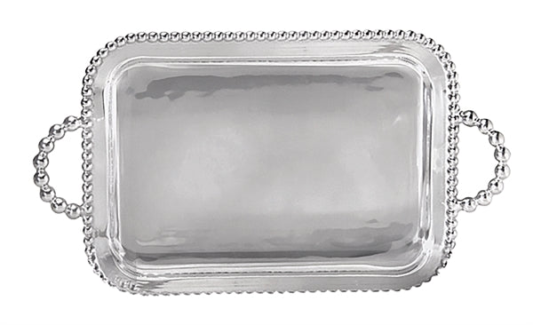 Pearled Service Tray - House of Moseley