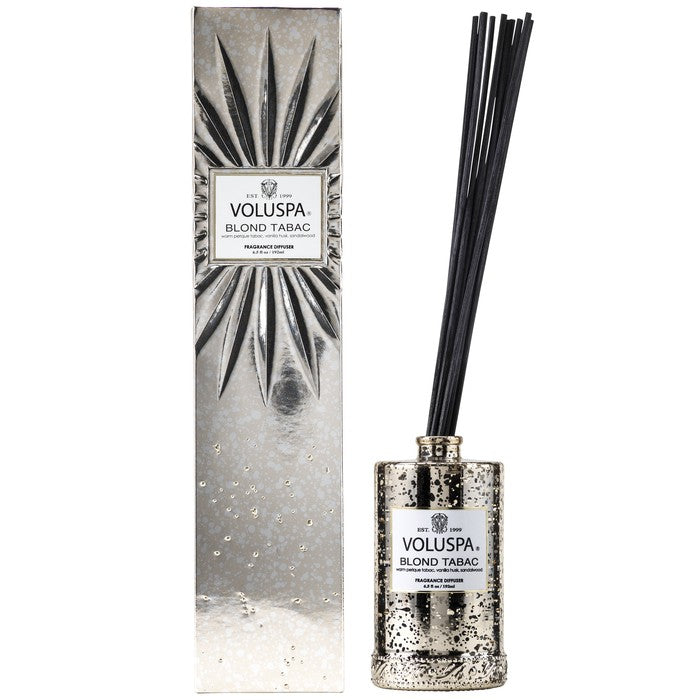 Fragrant Oil Diffuser: Blond Tabac - House of Moseley