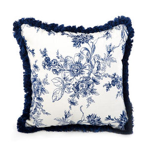 Indigo Villa Outdoor Accent Pillow - House of Moseley