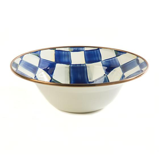 Royal Check Breakfast Bowl - House of Moseley