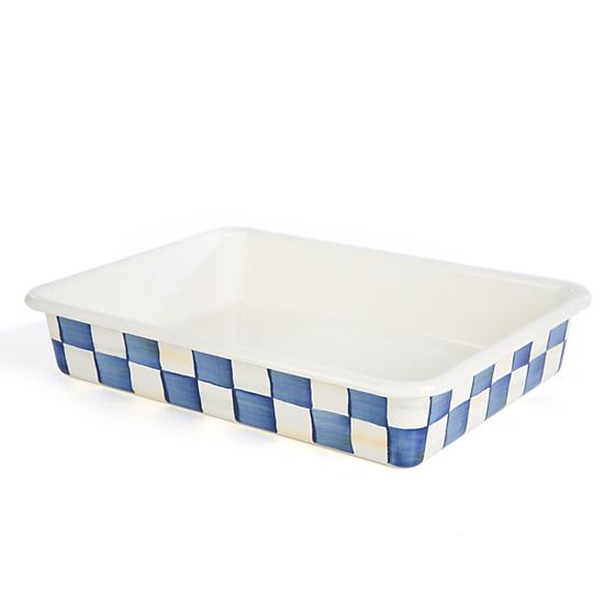 "Royal Check Baking Pan - 9"" x 13"" - House of Moseley"