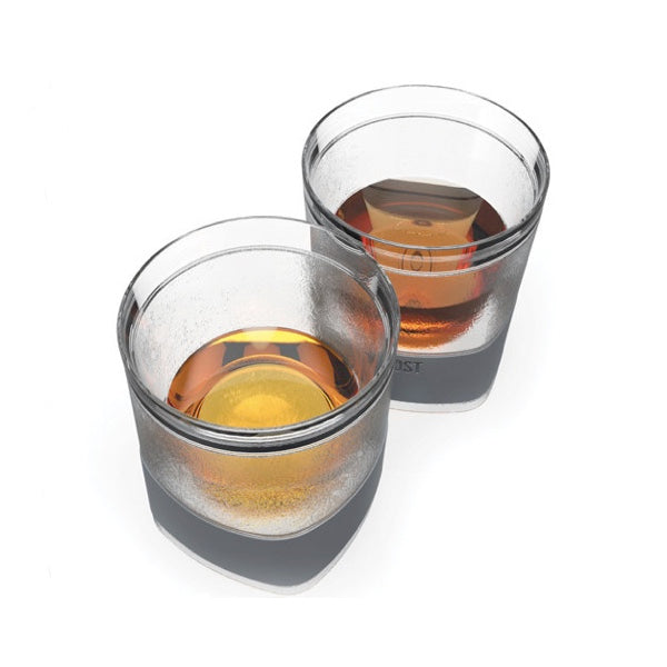 Whiskey Freeze Cooling Cups, Set of 2 - House of Moseley