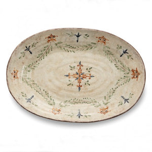 Medici Large Oval Platter - House of Moseley