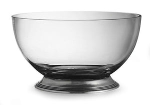Tavola Glass Salad Bowl - House of Moseley