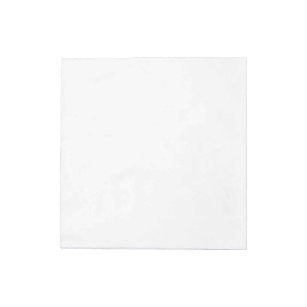 Bianco Solid Papersoft Dinner Napkins - House of Moseley
