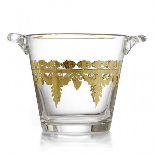 Vetro Gold Ice Bucket - House of Moseley