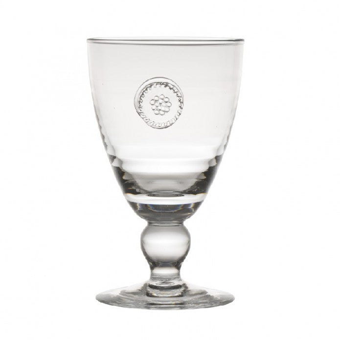Berry & Thread Footed Goblet - House of Moseley