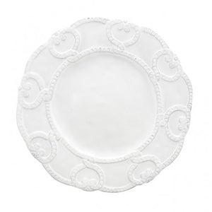 Bella Bianca Antique Lace Salad Plate - House of Moseley