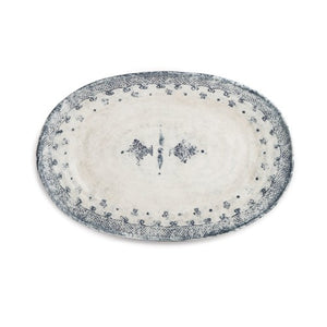 Burano Large Oval Platter - House of Moseley
