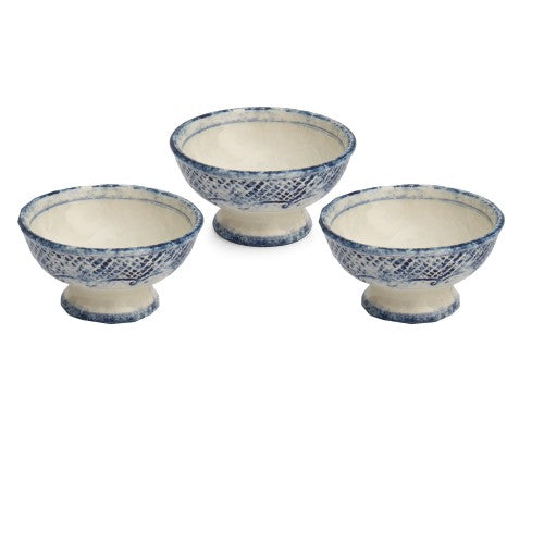 Burano Compote Set of 3 - House of Moseley