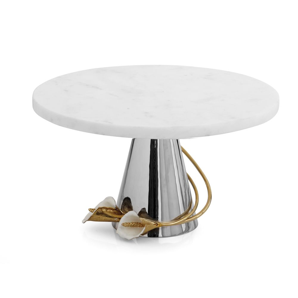 Calla Lily Cake Stand - House of Moseley