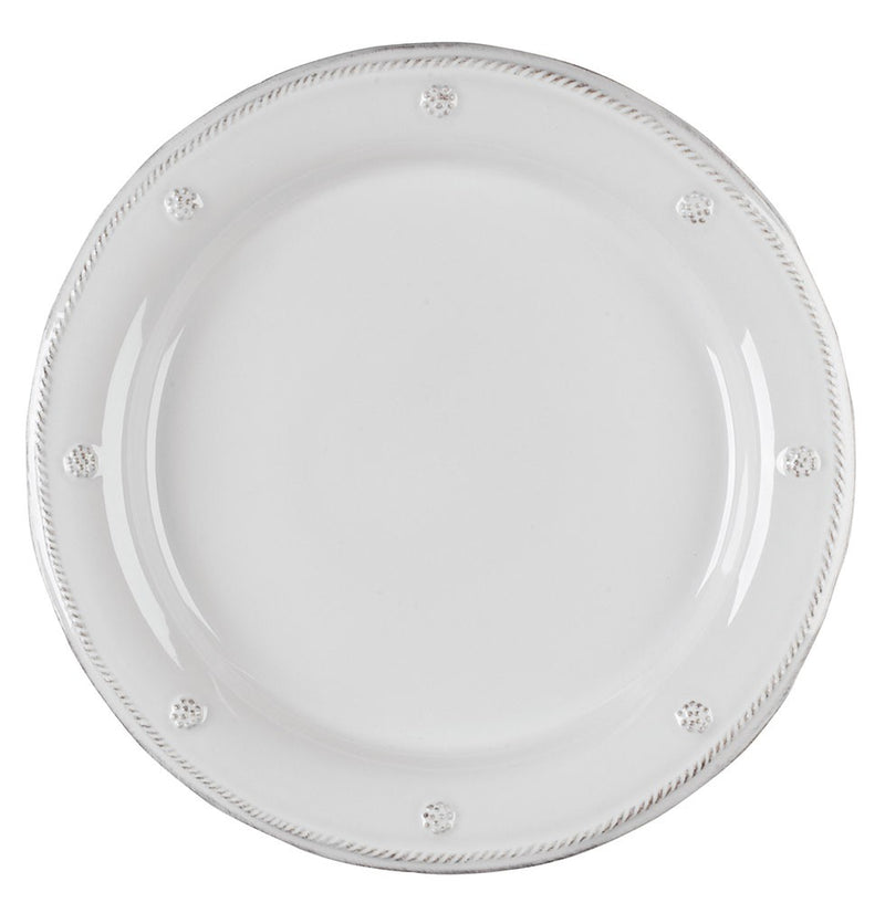 Berry & Thread Whitewash Dinner Plate - House of Moseley