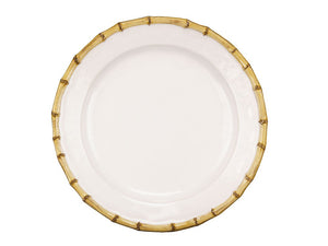 Classic Bamboo Natural Dinner Plate - House of Moseley