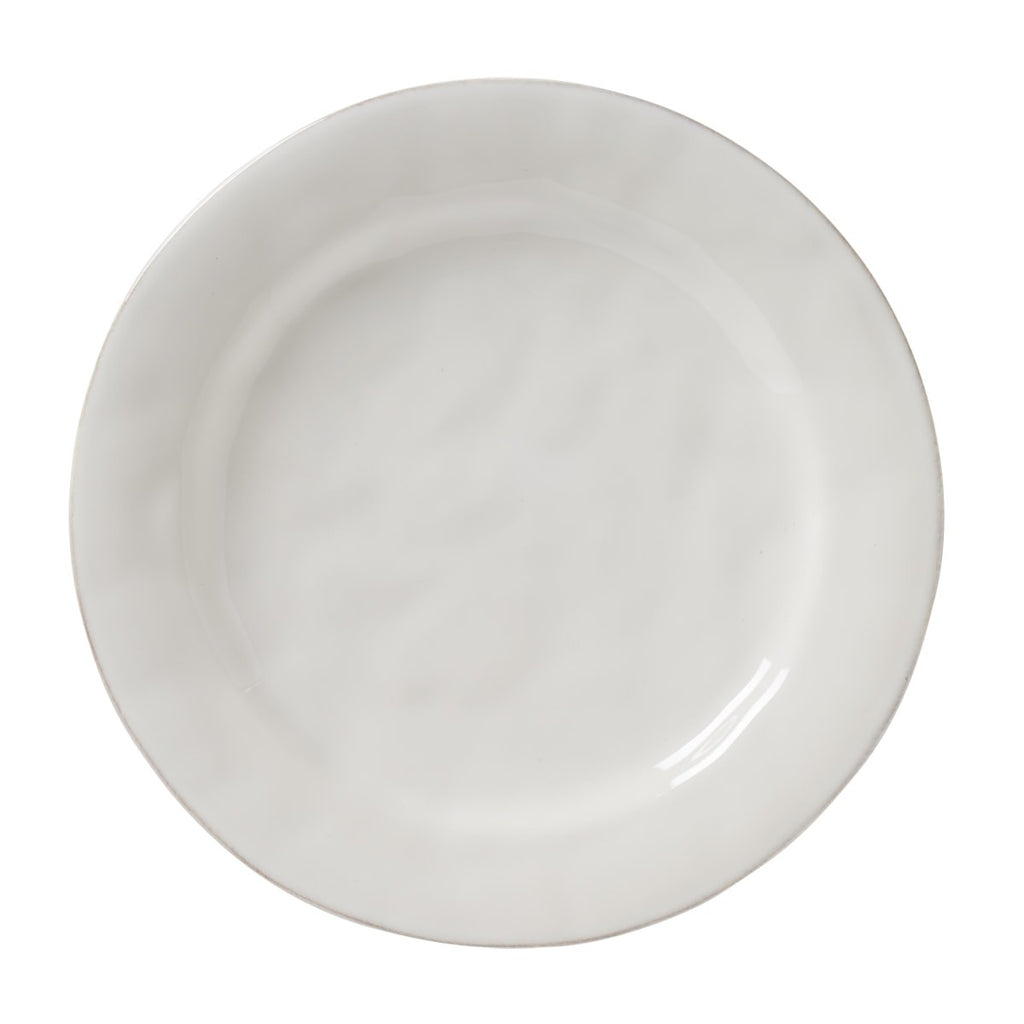 Puro Whitewash Dinner Plate - House of Moseley