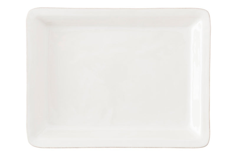 "Puro Whitewash 16"" Tray/Platter - House of Moseley"