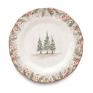 Natale Dinner Plate - House of Moseley
