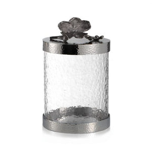 Black Orchid Canister, Extra Small - House of Moseley