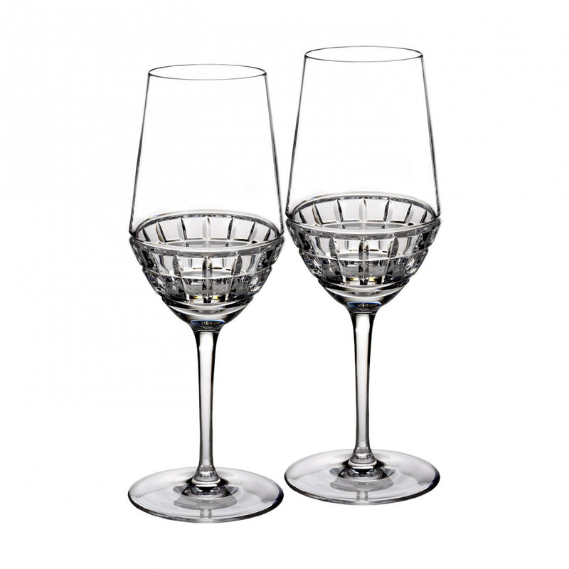 London Wine Glass, Pair - House of Moseley