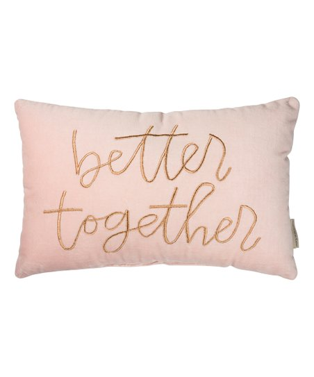 Pillow - Better Together - House of Moseley
