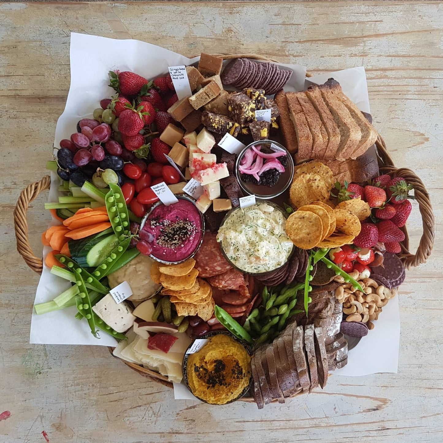 Graze Tables And Platters The Little Lunch Company