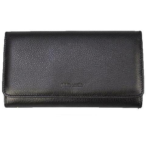 Pierre Cardin Soft Italian Ladies Leather  Flap over Wallet PC8785