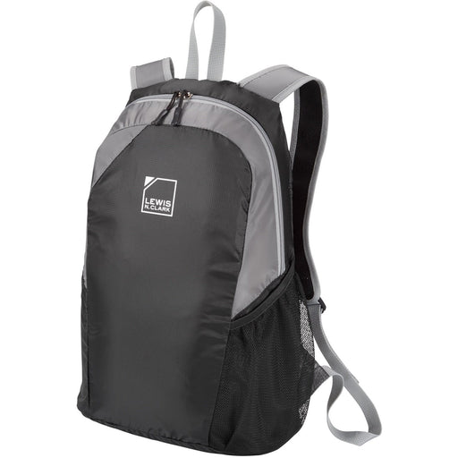 Lewis N. Clark Packable Backpack with Neoprene Zip Pouch LC1764