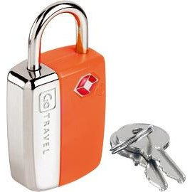 GO Travel GLO Travel Sentry Lock GO338