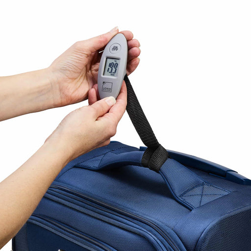 Lewis N. Clark Mini Digital Luggage Scale LC607