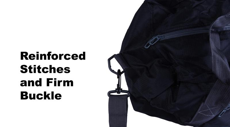Flight Mode Foldable Duffle Bag FM0027