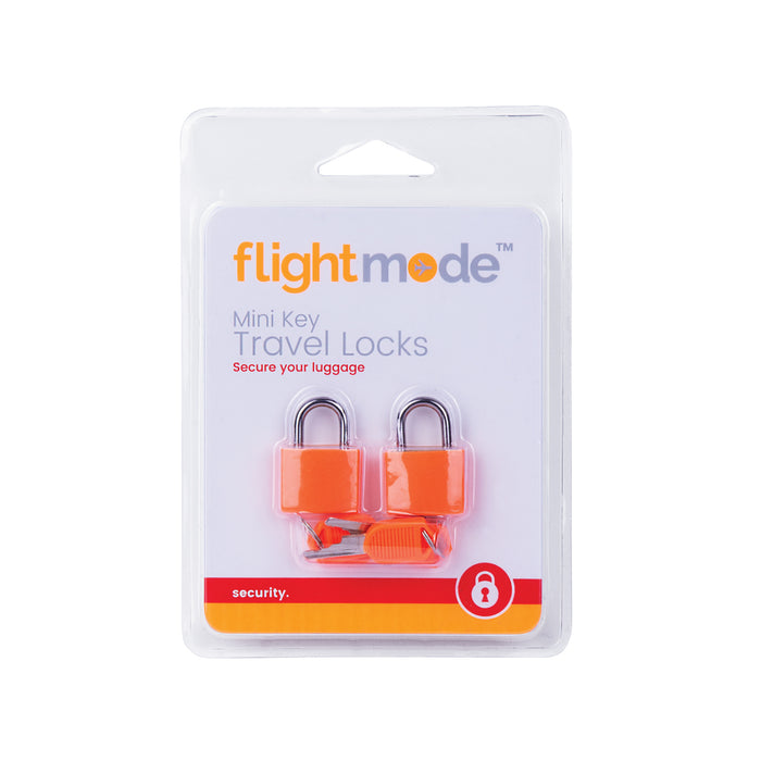Flight Mode Mini Key Travel Locks FM0020
