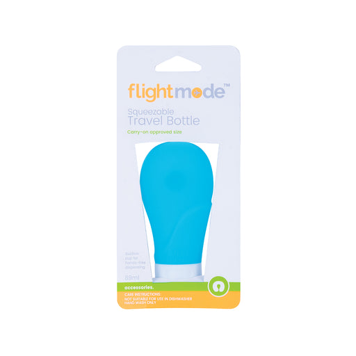 Flight Mode Squeezable Travel Bottle FM0060