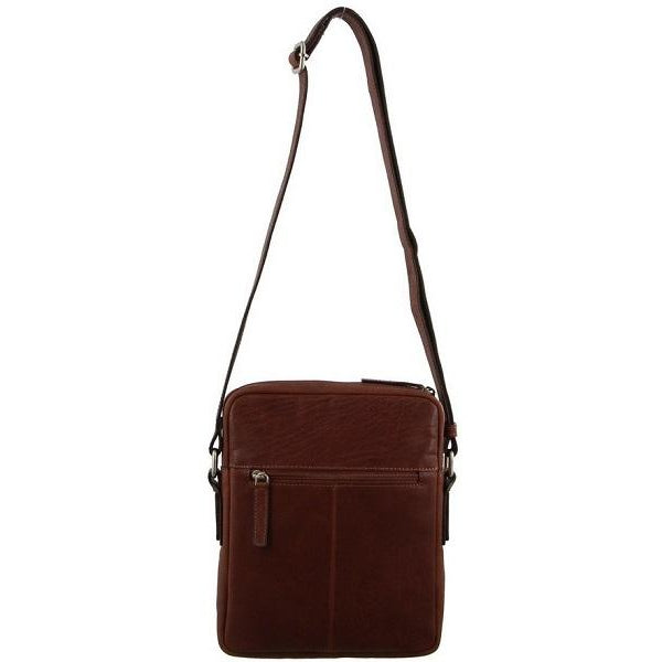 Pierre Cardin Rustic Leather Ipad Bag - PC2794
