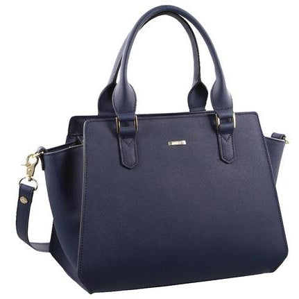 Morrissey Structured Leather Handbag MO2365