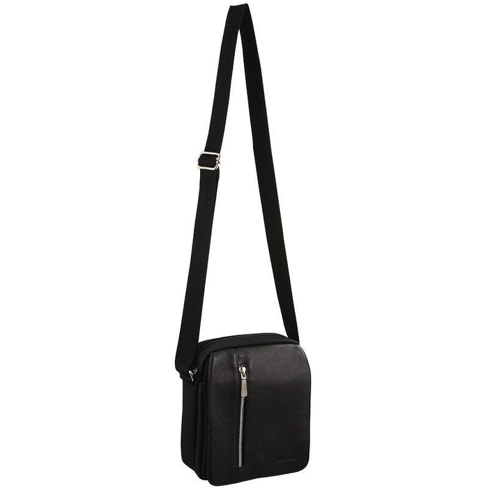 Pierre Cardin Ballistic Nylon & Italian Leather Bag PC2636