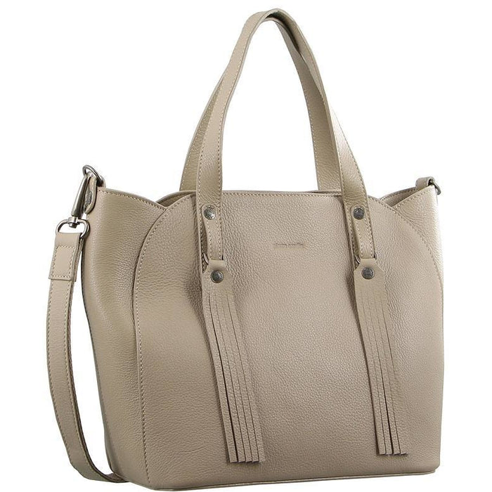 Pierre Cardin Italian Leather Tote Handbag PC2858
